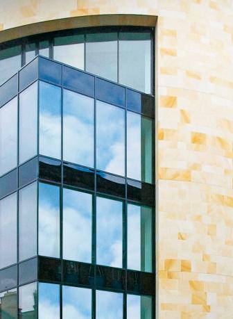 edge buildings window to wall ratio