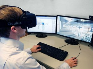 revit realidad virtual htc vive