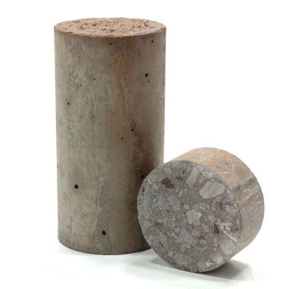 Cilindro de concreto