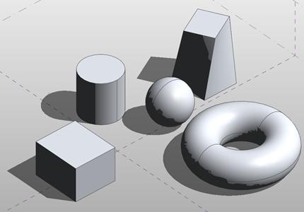 Como usar masas para modelar en Autodesk Revit