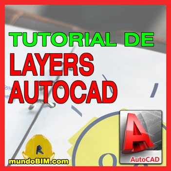 como se usan layers autocad